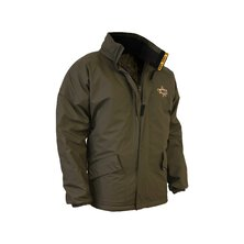 VASS - Team Winter khaki Edition YKK Zipped Jacket