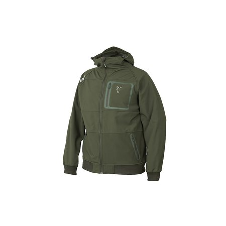 Fox - Collection Green/Silver Shell Hoody