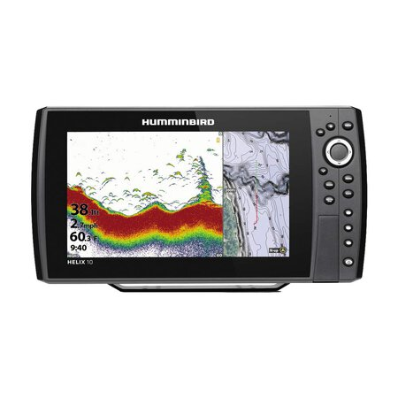 Humminbird - Helix 10 CHIRP DS  GPS G3N