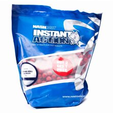 Nash - Instant Action Squid and Krill Boilies - 1kg - 15mm