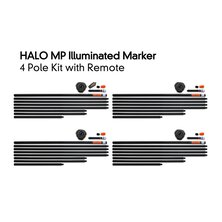 Fox - Halo 4 Pole Kit inc. Remote and 4 Bags