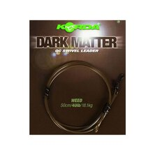 Korda - Dark Matter Leader QC Swivel 50cm