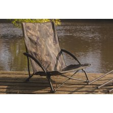 Solar Tackle - Undercover Camo Easy Chair - Low