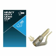 Nash - Heavy Duty Lead Clips