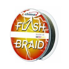 Climax - Flash Sinking Braid - grün (3000m) - 0,14mm 5,3kg