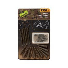 Fox - Edges Camo Lead Cip Kit - Size 7