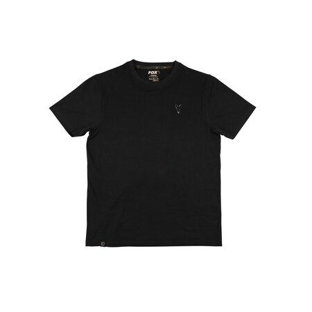 Fox - Black T-Shirt - M