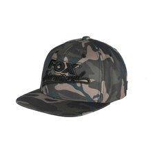 Fox - Camo college snap back