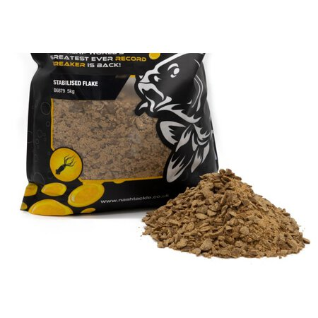 Nash - Scopex Squid Stabilised Flake - 5kg