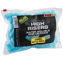Fox - Edges Hi Viz High Risers Jumbo Refill Pack