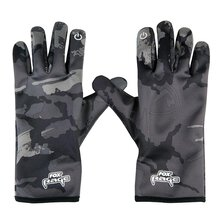 Fox Rage - Thermal Camo Gloves - X Large