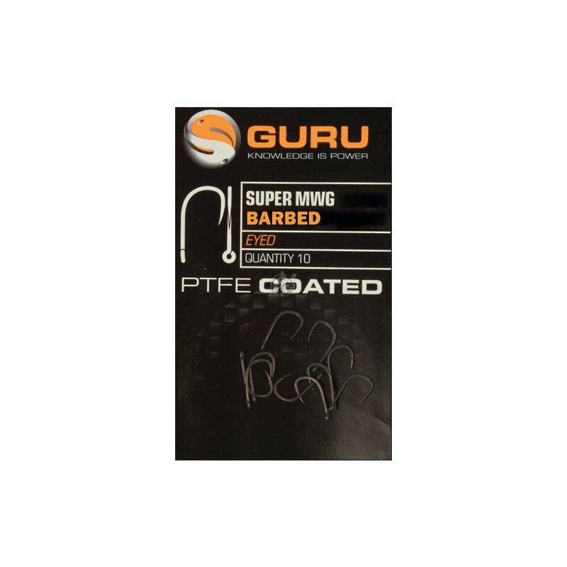 Guru - Super MWG - Barbed - Size 10