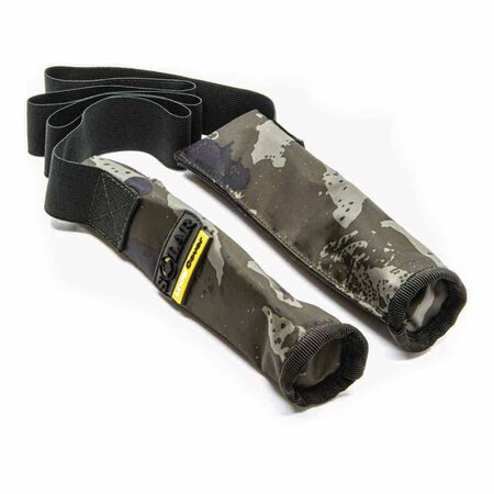 Solar Tackle - Undercover Camo Elasticated Tip & Butt Protector