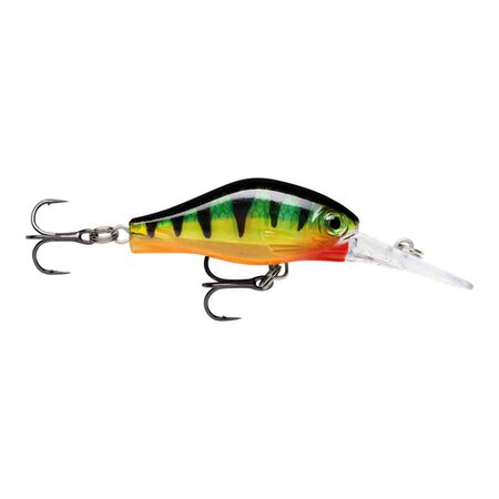 Rapala - Shadow Rap Fat Jack 4cm 4g - Perch