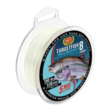 WFT - Targetfish 8 Meerforelle/Forelle transparent 180m