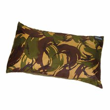 Aqua - Camo Pillow Cover