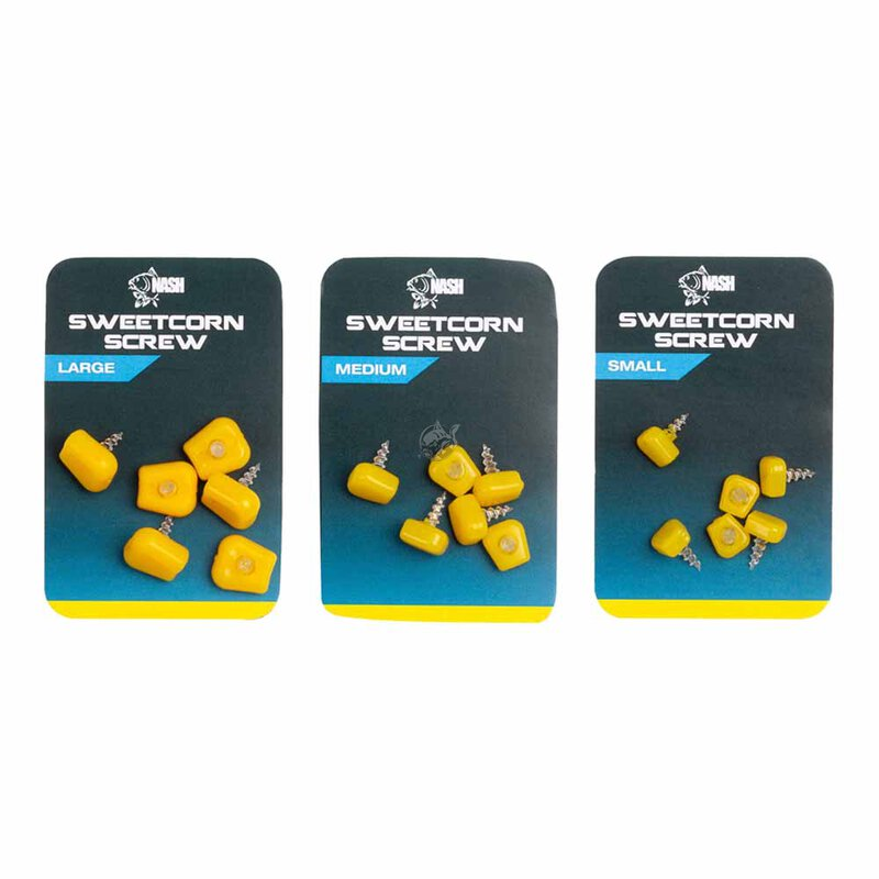 Nash - Sweetcorn Screw - Medium