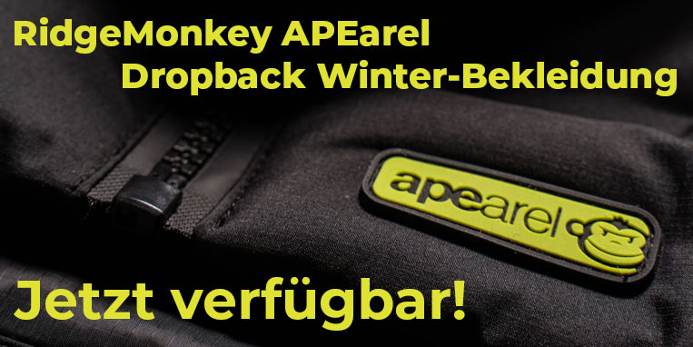APEarel Dropback Winter Clothing Range