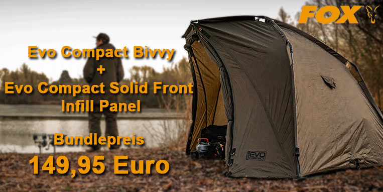 ox Evo Compact Bivvy Solid Front Infill Panel