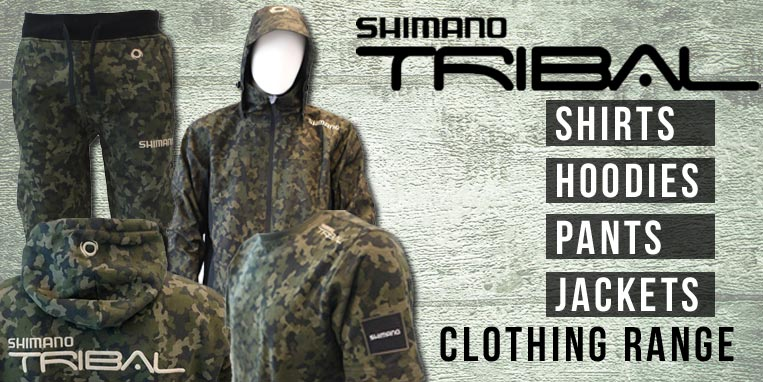 Shimano Tribal Clothing