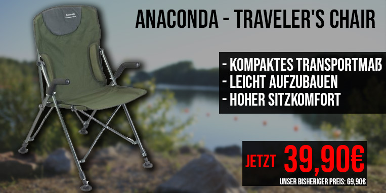 Anaconda Travelers Chair